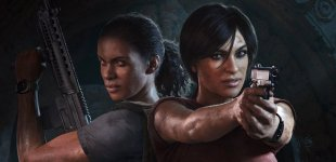 Uncharted: The Lost Legacy. Официальный трейлер
