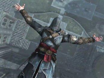 Суицид вМоскве связали с«прыжком веры» изAssassin's Creed