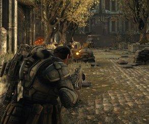 Геймплей мультиплеера Gears of War Ultimate Edition
