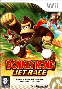 Обложка Donkey Kong: Jet Race