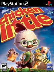 Обложка Disney's Chicken Little