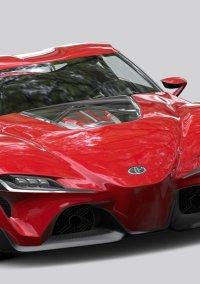 Обложка Gran Turismo 6: Toyota FT-1 Concept