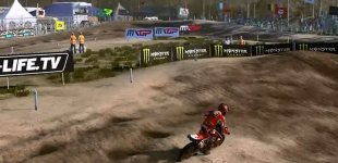 MXGP: The Official Motocross Videogame. Видео #3