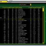 Скриншот Football Mogul 2007