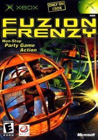 Обложка Fuzion Frenzy