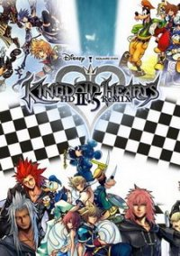Обложка Kingdom Hearts HD 2.5 ReMIX