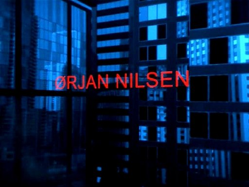 Orjan Nilsen - So Long Radio. Музыкальное видео