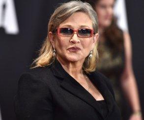 Она написала 8 эпизод. Кэрри Фишер помогла со сценарием Last Jedi