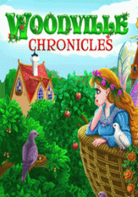 Обложка Woodville Chronicles