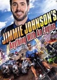 Обложка Jimmie Johnson's Anything with an Engine