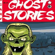Обложка Ghost Stories