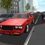 Скриншот Traffic Street Racing: Muscle