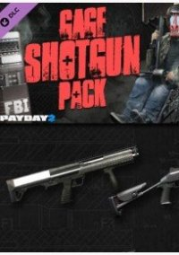 Обложка PayDay 2: Gage Shotgun Pack