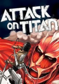 Обложка Attack on Titan: The Wings of Counterattack