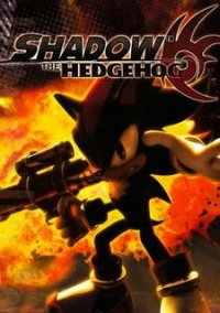 Обложка Shadow the Hedgehog