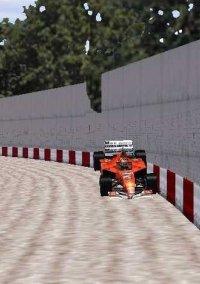 Обложка Grand Prix Simulator