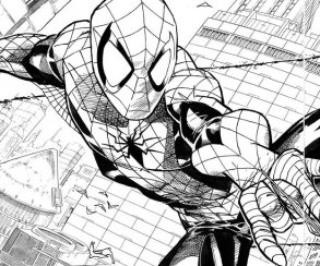 Новая серия вариативных обложек Marvel научит вас рисовать супергероев