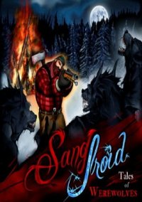 Обложка Sang-Froid: Tales of Werewolves
