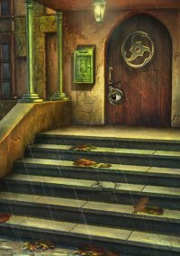Обложка Dark Tales: Edgar Allan Poe's Murders in the Rue Morgue