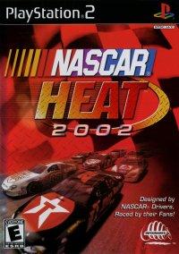 Обложка NASCAR Heat 2002