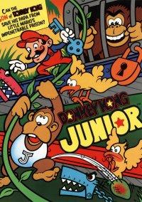 Обложка Donkey Kong Junior