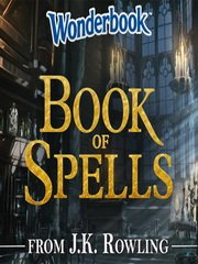 Обложка Wonderbook: Book of Spells