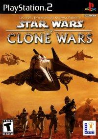Обложка Star Wars: The Clone Wars