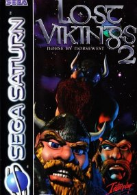 Обложка Lost Vikings 2: Norse by Norsewest