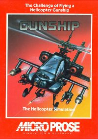 Обложка Gunship