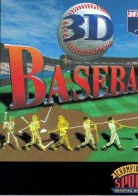 Обложка 3D Baseball