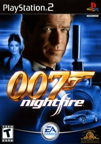Обложка James Bond 007: NightFire