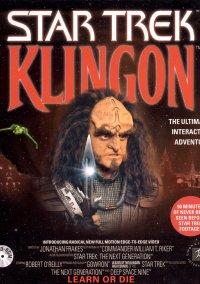 Обложка Star Trek: Klingon