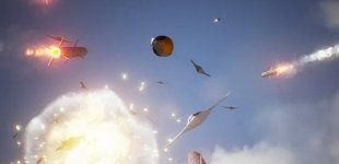 Ace Combat 7: Skies Unknown. Анонсирующий трейлер