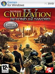 Обложка Civilization IV: Beyond the Sword