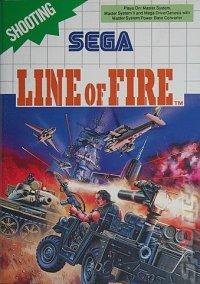 Обложка Line of Fire