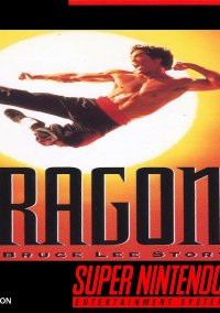 Обложка Dragon: The Bruce Lee Story