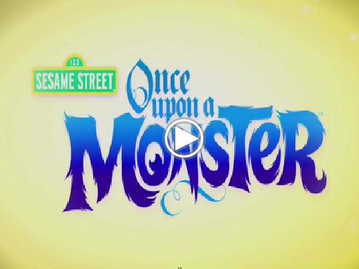 Sesame Street Once Upon a Monster - E3 2011. Презентация