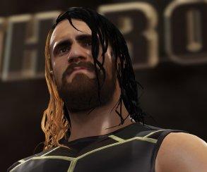 Одно из главных новшеств WWE 2K16 —реалистичный пот