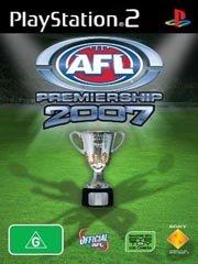 Обложка AFL Premiership 2007
