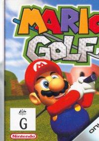 Обложка Mario Golf