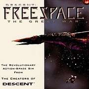Обложка Descent: FreeSpace - The Great War