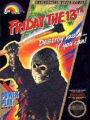 Обложка Friday the 13th (1988)
