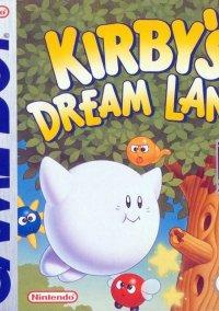 Обложка Kirby's Dream Land