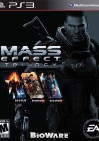 Обложка Mass Effect Trilogy
