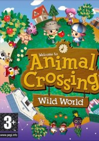 Обложка Animal Crossing: Wild World