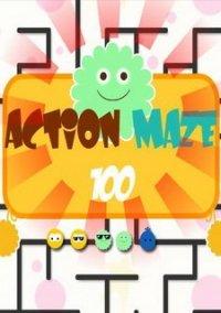 Обложка Action Maze100
