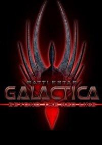 Обложка Battlestar Galactica: Beyond the Red Line