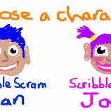 Скриншот Scribble Scram – Изображение 2