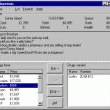 Скриншот Dope Wars