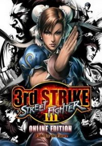 Street Fighter 3: 3rd Strike Online Edition – фото обложки игры
